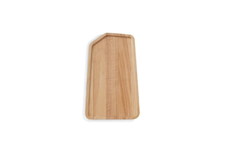 Stanley Rogers Rectangle Wooden Serving Platter Small 35 X 22cm