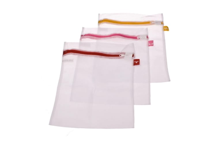 Laundry Wash Bags - Set Of 3