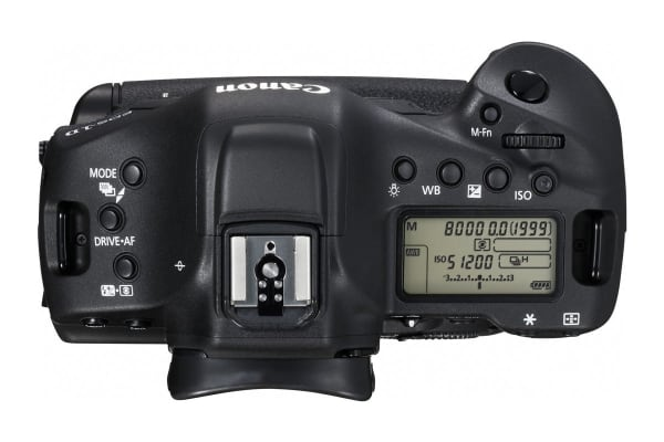 Canon EOS 1D X Mark II DSLR (Body Only)