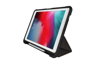 "Cygnett Workmate Pro iPad Case with Magnetic Pencil Holder 9.7"" (CY2587WORKM)"