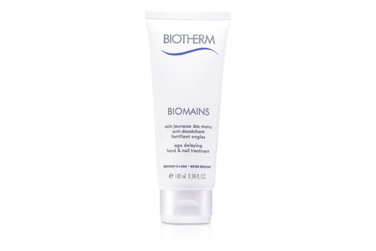 Biotherm Biomains Age Delaying Hand & Nail Treatment - Water Resistant 100ml