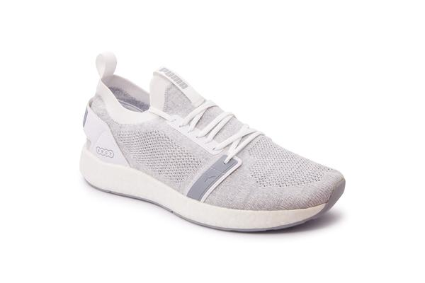 Puma Men's Nrgy Neko Engineer Knit (White, Size 11.5)