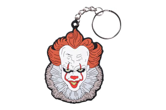 It (2017) Pennywise Face PVC Keychain