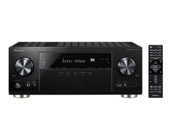 Pioneer 130W 7.2 Channel 4K HDR Receiver with built-in Chromecast (VSX932)