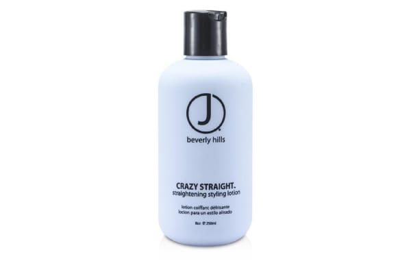 J Beverly Hills Crazy Straight Straightening Styling Lotion 250ml/8oz