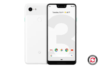 Google Pixel 3 XL (128GB, Clearly White) - Australian Model Preowned