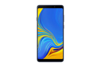 Samsung Galaxy A9 2018 Dual SIM (6GB RAM, 128GB, Lemonade Blue)
