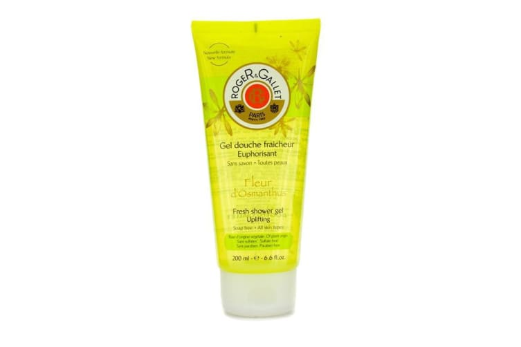 Roger & Gallet Fleur d' Osmanthus Shower Gel 200ml