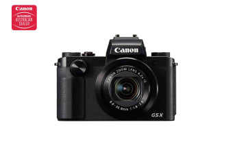 Canon PowerShot G5X High Performance Digital Camera