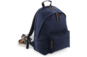 Bagbase Campus Padded Laptop Compatible Backpack/Rucksack (Navy Dusk) (One Size)