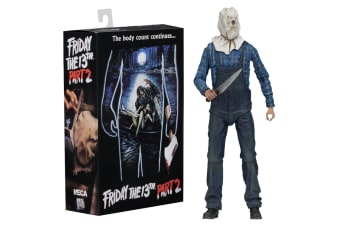 """Friday the 13th Part 2 Jason Ultimate 7"""" Action Figure"""