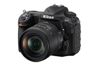 New Nikon D500 20MP Kit (16-80mm) Digital SLR Camera (FREE DELIVERY + 1 YEAR AU WARRANTY)