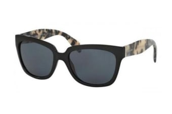 Prada PR07PS - Black (Grey Polarised lens) Unisex Sunglasses
