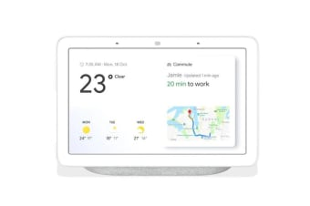 Google Home Hub (Chalk) - Australian Model