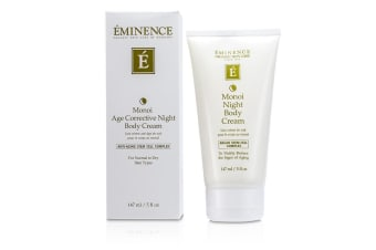Eminence Monoi Age Corrective Night Body Cream - For Normal to Dry Skin 147ml
