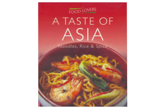 Food Lovers Collection - A Taste Of Asia