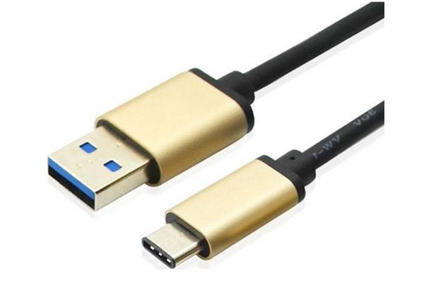 Astrotek USB-C 3.1 Type-C Male to USB 3.0 Type A Male Cable 1m
