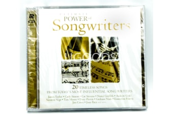 Ultimate Power Of Songwriters - 2CD NEW MUSIC ALBUM CD - AU STOCK