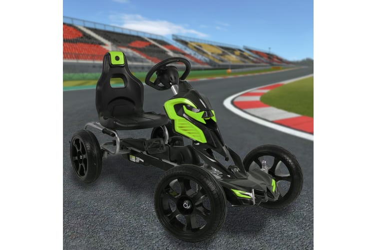 Pedal Powered Go-Kart | Red