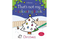 Thats Not My Christmas Colouring Book