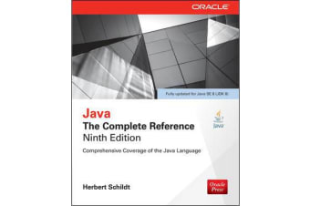 Java - The Complete Reference, Ninth Edition