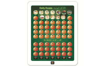 Select Mall Early Education Puzzle Tablet Learning Machine Toy Point Reading Story Machine for Children