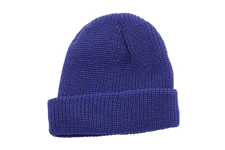 Regatta Unisex Fully Ribbed Winter Watch Cap / Hat (Classic Royal) (One Size)