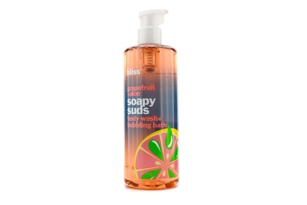 Bliss Grapefruit + Aloe Soapy Suds (473ml/16oz)