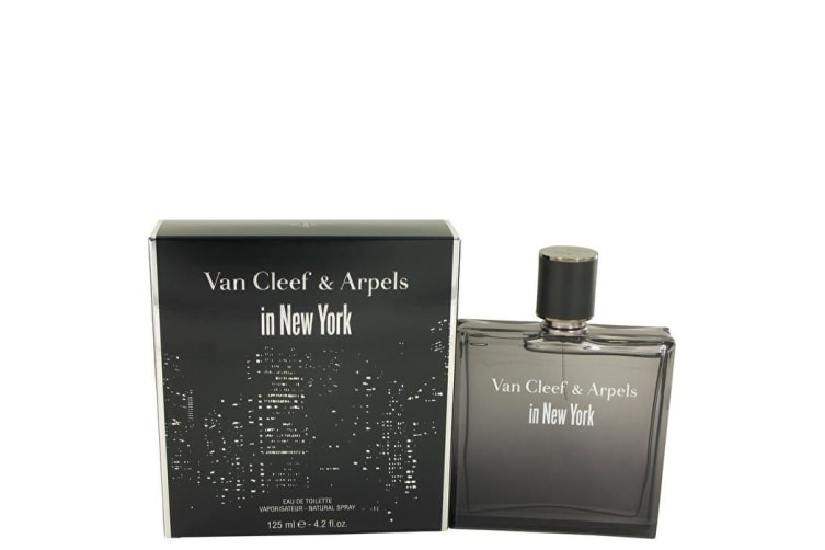 Van Cleef & Arpels Van Cleef In New York Eau De Toilette Spray 125ml