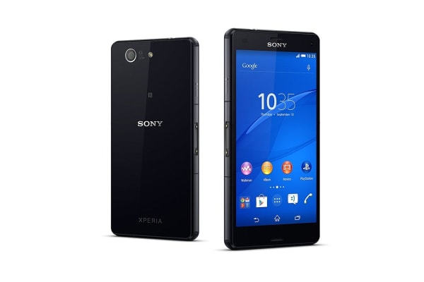Sony Xperia Z3 Compact (16GB, Black)