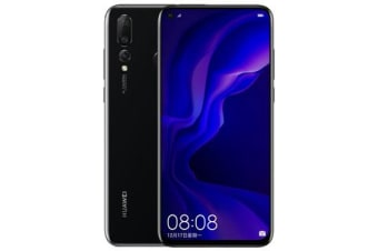 New Huawei Nova 4 Dual SIM 128GB 4G LTE Smartphone Black (FREE DELIVERY + 1 YEAR AU WARRANTY)