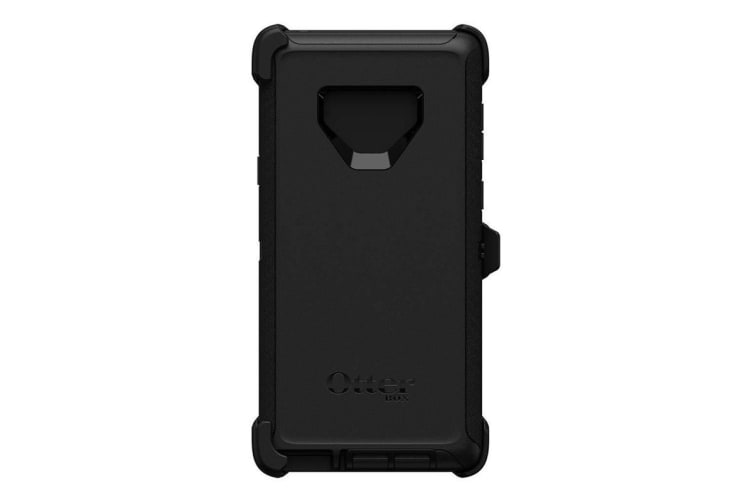 quality design e6e4e 27a30 Otterbox Defender Case For Samsung Galaxy Note 9 - Black