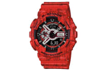 Casio G-Shock X-Large Ana-Digital Watch - Slash Red (GA110SL-4A)