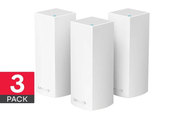 3-Pack Linksys Velop Whole Home Wi-Fi System (WHW0303)