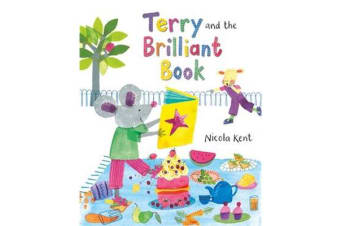 Terry and the Brilliant Book