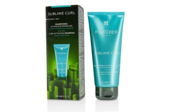 Rene Furterer Sublime Curl Curl Activating Shampoo (Wavy  Curly Hair) 200ml/6.7oz