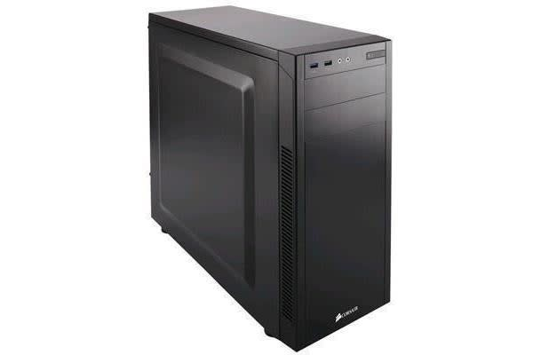 Corsair Carbide  Series 100R Mid-Tower Case Silent Edition