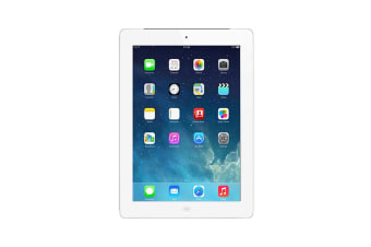 Apple iPad 4 A1460 16GB Wi-Fi + 4G White  [Good Condition]