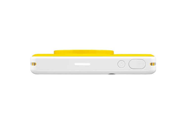 Canon INSPIC C Instant Camera - Bumble Bee Yellow