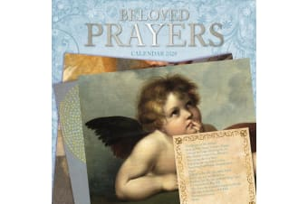 Beloved Prayers  - 2020 Wall Calendar 16 month Premium Square 30x30cm (CC)