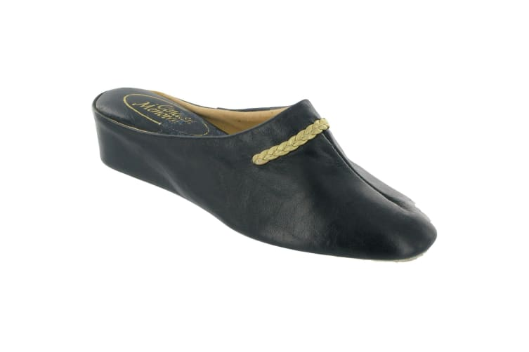 Cincasa Menorca Galdana Ladies Slipper / Womens Slippers (Navy) (42 EUR)