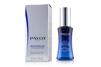 Payot Blue Techni Liss Concentre Chrono-Plumping Serum 30ml