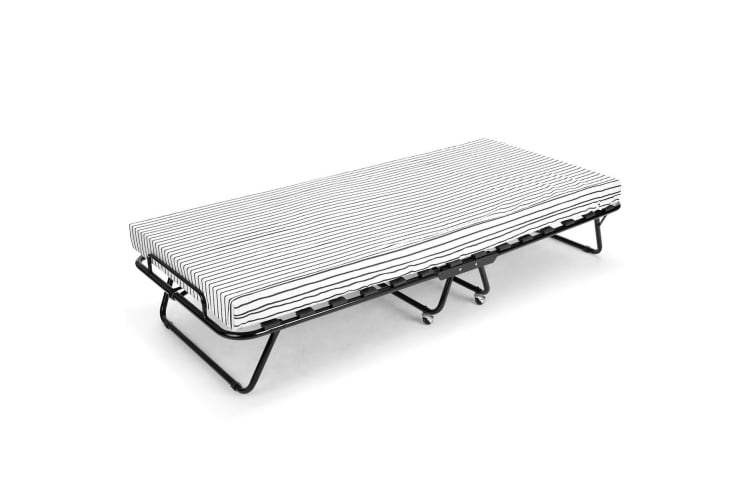 Single Foldable & Portable Guest/Camp Mattress Bed
