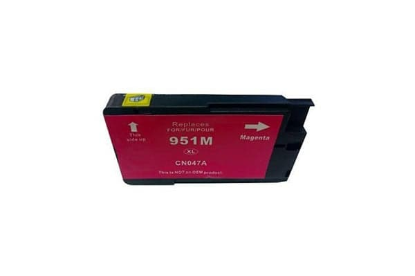 HP 951XL Magenta Compatible Cartridge with Chip