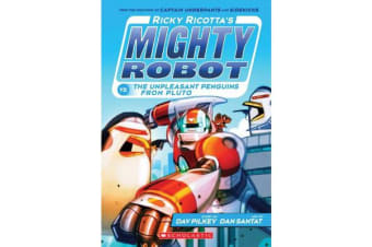Ricky Ricotta's Mighty Robot vs the Unpleasant Penguins from Pluto #9
