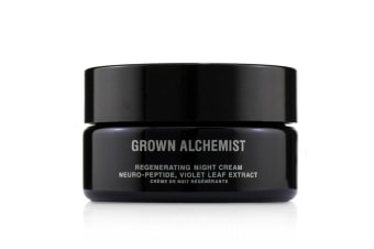 Grown Alchemist Regenerating Night Cream - Neuro-Peptide & Violet Leaf Extract 40ml/1.35oz