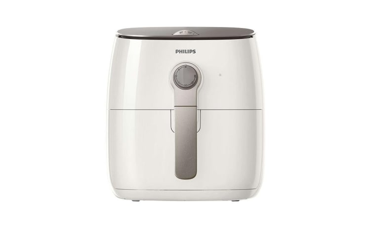 Philips Air Fryer Twin TurboStar 800g White