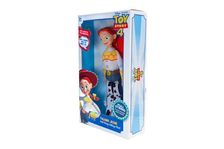 Toy Story 4 Talking Plush Jessie