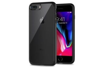 Spigen iPhone 8 Plus /7 Plus Ultra Hybrid 2 Case Black