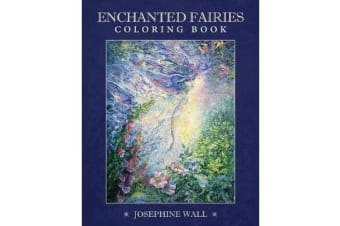 Enchnated Fairies Coloring Book